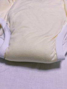 他の写真3: 大人用 トレーニングパンツ クリーム色